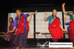 Bhutanese Artists rocks Pittsburgh, Website Launched
